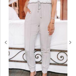Jogger pants from Amaryllis apparel